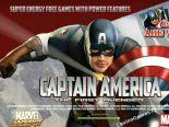 δωρεάν φρουτάκια Captain America Playtech