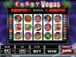 δωρεάν φρουτάκια Crazy Vegas RealTimeGaming