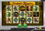 δωρεάν φρουτάκια Dragon's Treasure Merkur