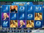 δωρεάν φρουτάκια Fantastic Four Playtech
