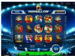 δωρεάν φρουτάκια Football Cup Viaden Gaming