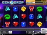 δωρεάν φρουτάκια Gem Drop Play'nGo