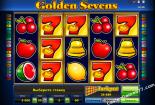 δωρεάν φρουτάκια Golden Sevens Novoline
