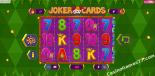 δωρεάν φρουτάκια Joker Cards MrSlotty
