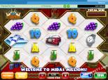 δωρεάν φρουτάκια Midas Millions Ash Gaming