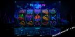 δωρεάν φρουτάκια Neon Reels iSoftBet