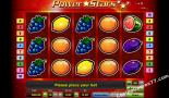 δωρεάν φρουτάκια Power stars Gaminator