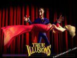 δωρεάν φρουτάκια True Illusions Betsoft