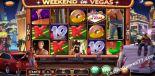 δωρεάν φρουτάκια Weekend in Vegas iSoftBet